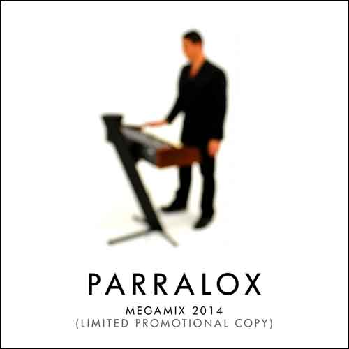 Paralox - Megamix 2014 (Limited Edition CD)