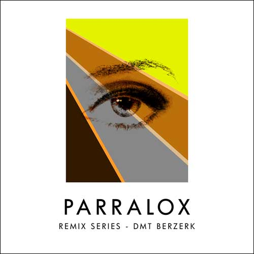 CD Paper Case - Parralox - Remix Series - DMT Berzerk