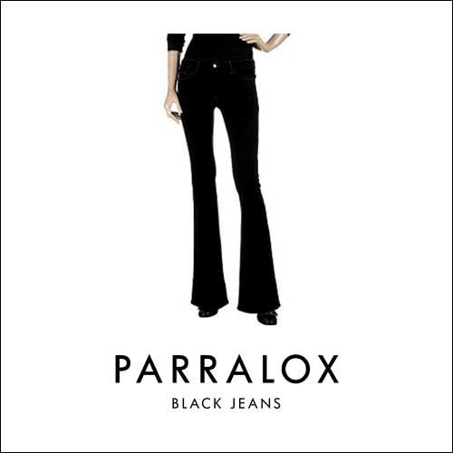 Parralox - Black Jeans
