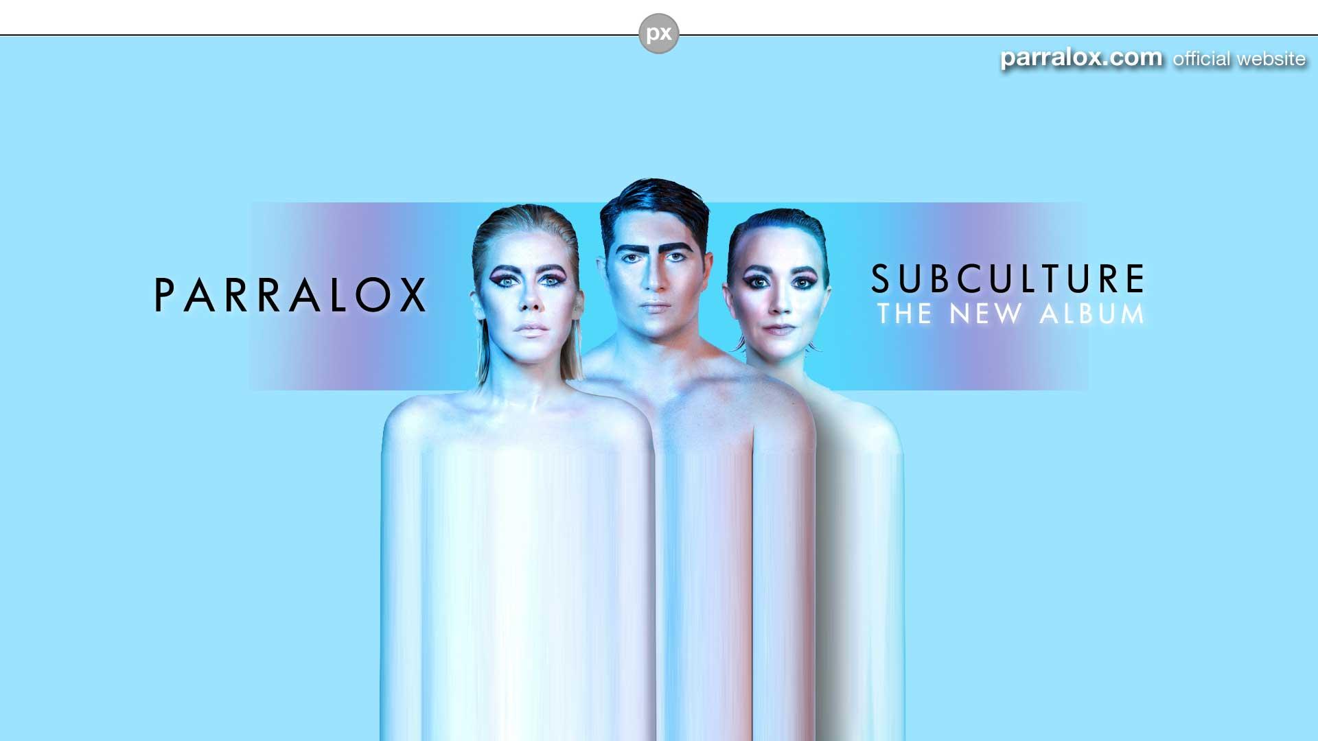 Parralox - Subculture (the new album)