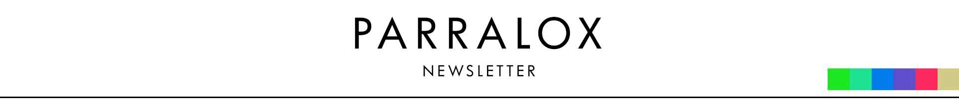 Parralox - Newsletter