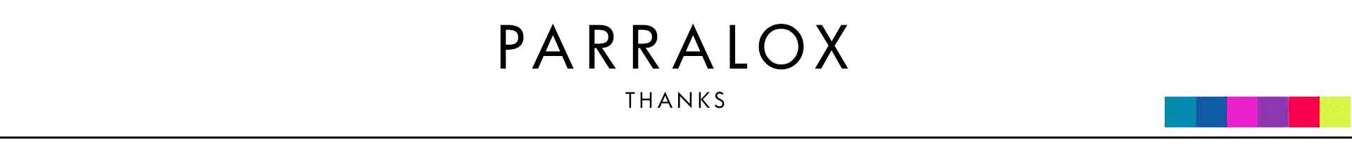 Parralox - Thanks