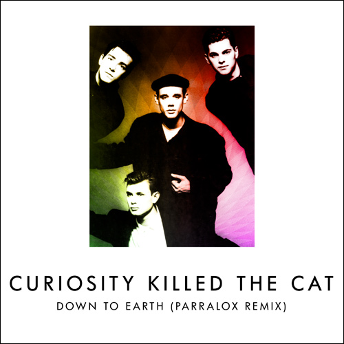 Curiosity Killed The Cat - Down To Earth (Parralox Remix)