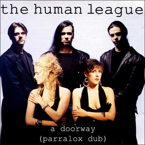 The Human League - A Doorway (Parralox Dub)