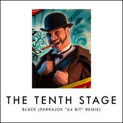 The Tenth Stage - Black (Parralox's 64 Bit Remix)
