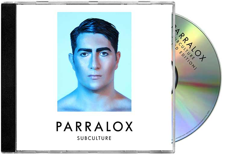 Buy Parralox - Holiday '16 on Compact Disc